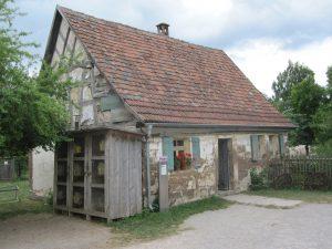 Armenhaus von Hößlinsülz