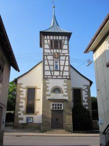 Waldenserkirche