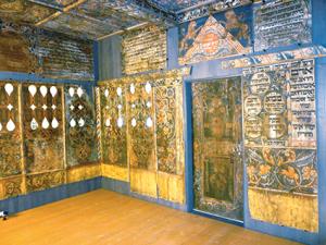 Synagogenvertäfelung